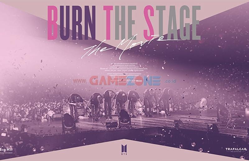 BTS 'BURN THE STAGE': THE MOVIE | Toko Hobby