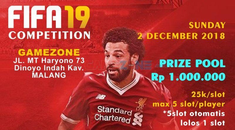 Competition FIFA19
