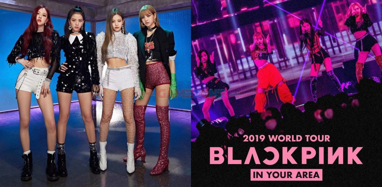 Blackpink World Tour 2019 - Toko Game