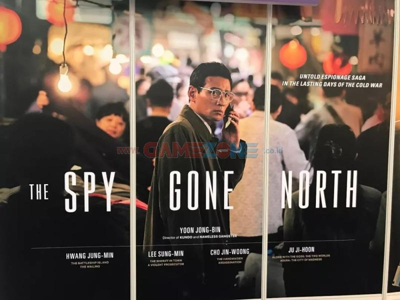 SPY GONE NORTH (2018) Sinopsis